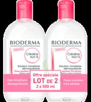 Crealine Ts H2o Solution Micellaire Sans Parfum Nettoyante Apaisante 2fl/500ml à Forbach