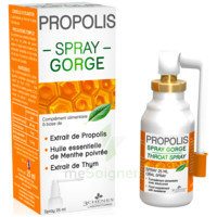 3 Chenes Propolis Spray Gorge Fl/25ml à Forbach
