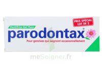 Parodontax Dentifrice Gel Fluor 75ml X2 à Forbach