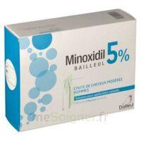 Minoxidil Bailleul 5 % Solution Pour Application Cutanée 3 Fl/60ml à Forbach