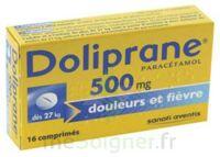Doliprane 500 Mg Comprimés 2plq/8 (16) à Forbach