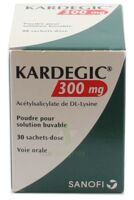 KARDEGIC 300 mg, poudre pour solution buvable en sachet à Forbach
