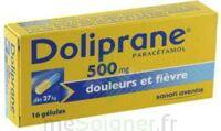 DOLIPRANE 500 mg Gélules B/16 à Forbach