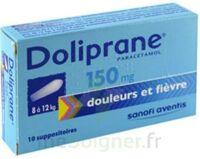 DOLIPRANE 150 mg Suppositoires 2Plq/5 (10) à Forbach