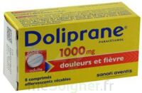 DOLIPRANE 1000 mg Comprimés effervescents sécables T/8 à Forbach