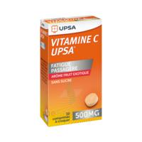 VITAMINE C UPSA 500 mg fruit exotique, comprimé à croquer à Forbach