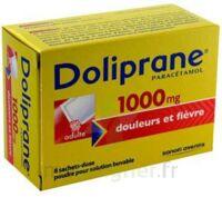 DOLIPRANE 1000 mg Poudre pour solution buvable en sachet-dose B/8 à Forbach