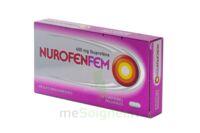 NUROFENFEM 400 mg, comprimé pelliculé à Forbach