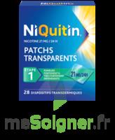 NIQUITIN 21 mg/24 heures, dispositif transdermique Sach/28 à Forbach