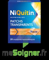 NIQUITIN 14 mg/24 heures, dispositif transdermique Sach/28 à Forbach