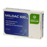 MILDAC 600 mg, comprimé enrobé à Forbach
