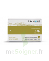 GRANIONS D'OR 0,2 mg/2 ml S buv 30Amp/2ml à Forbach
