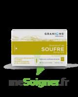 GRANIONS DE SOUFRE 19,5 mg/2 ml S buv 30Amp/2ml à Forbach