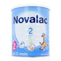 Novalac 2 Lait En Poudre 2ème âge B/800g* à Forbach