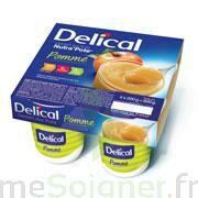 DELICAL NUTRA'POTE DESSERT AUX FRUITS, 200 g x 4 à Forbach