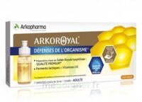 Arkoroyal Défenses Naturelles Gelée Adulte 7 Doses/10ml à Forbach