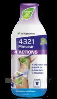 4321 Minceur 4 Actions Solution buvable Fl/280ml à Forbach