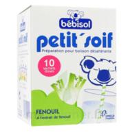 Bébisol Petit'Soif Fenouil x10 à Forbach