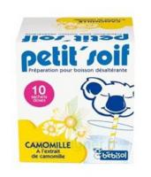 Bébisol Petit'Soif Camomille x10 à Forbach
