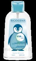 Abcderm H2o Solution Sans Rinçage Nettoyante Bébé Fl Pompe/1l à Forbach
