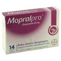 MOPRALPRO 20 mg Cpr gastro-rés Film/14 à Forbach