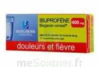 IBUPROFENE BIOGARAN CONSEIL 400 mg, comprimé pelliculé à Forbach