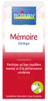 Boiron Mémoire Ginkgo Extraits De Plantes Fl/60ml à Forbach