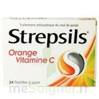 STREPSILS ORANGE VITAMINE C, pastille à Forbach