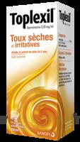 TOPLEXIL 0,33 mg/ml, sirop 150ml à Forbach