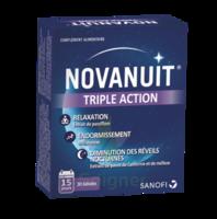 NOVANUIT Triple action Gélules B/30 à Forbach