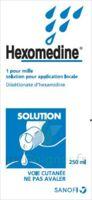 Hexomedine 1 Pour Mille S Appl Loc Fl/250ml à Forbach