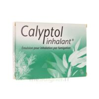 CALYPTOL INHALANT, émulsion pour inhalation par fumigation à Forbach