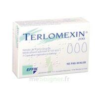 Terlomexin 200 Mg, Capsule Molle Vaginale à Forbach