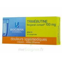 Trimebutine Biogaran Conseil 100 Mg, Comprimé à Forbach