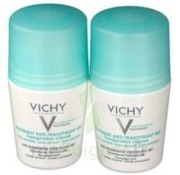 VICHY TRAITEMENT ANTITRANSPIRANT BILLE 48H, fl 50 ml, lot 2 à Forbach