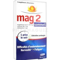 MAG2 SOMMEIL 30 CPR à Forbach