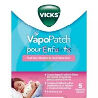 VICKS VAPOPATCH ENFANTS à Forbach
