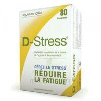 D-stress, Boite De 80 à Forbach