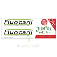 Fluocaril Junior Gel dentifrice Fruits rouges 6/12ans 2*75ml à Forbach