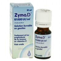 Zymad 10 000 Ui/ml, Solution Buvable En Gouttes à Forbach