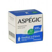 ASPEGIC 500 mg, poudre pour solution buvable en sachet-dose 30 à Forbach