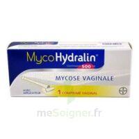 Mycohydralin 500 Mg, Comprimé Vaginal à Forbach