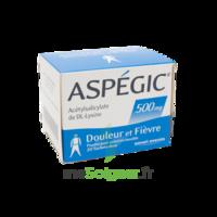 ASPEGIC 500 mg, poudre pour solution buvable en sachet-dose 20 à Forbach