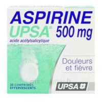 ASPIRINE UPSA 500 mg, comprimé effervescent à Forbach