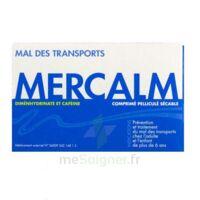 MERCALM, comprimé pelliculé sécable à Forbach