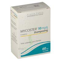 MYCOSTER 10 mg/g, shampooing à Forbach