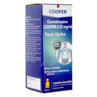 OXOMEMAZINE H3 SANTE 0,33 mg/ml SANS SUCRE, solution buvable édulcorée à l'acésulfame potassique à Forbach
