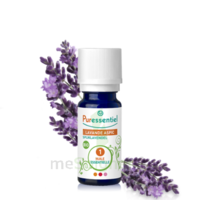 Puressentiel Huiles essentielles - HEBBD Lavande aspic BIO* - 10 ml à Forbach