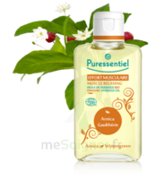 Puressentiel Articulations & Muscles Huile De Massage Bio** Effort Musculaire - Arnica - Gaulthérie - 100 Ml à Forbach