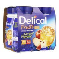 DELICAL BOISSON FRUITEE Nutriment pomme 4Bouteilles/200ml à Forbach